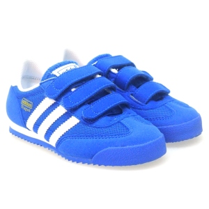 adidas dragon azul navy