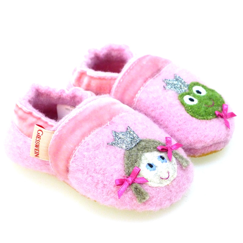 Zapatillas de estar por casa giesswein y collegien - Zapatillas de estar en casa de nina ...