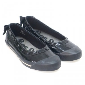 outlet-zapateria-carrile-bailarina-puntera-pepe-jeans-anj-092-negro