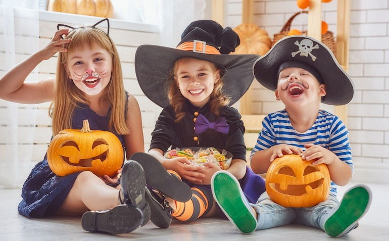 Disfraces Halloween 2018 zapatería infantil Carrilé