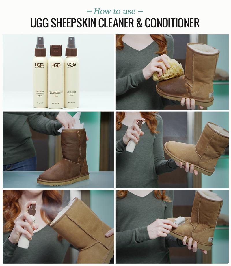 como-limpiar-las-botas-ugg limpiar las botas Ugg
