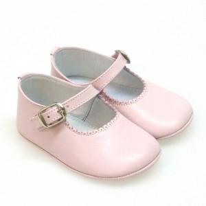 zapatos-merceditas-bebe-hebilla-rosa