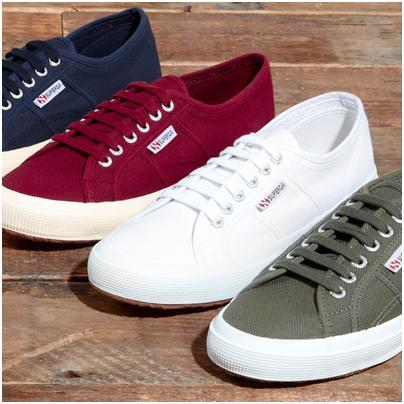 Zapatos SUPERGA para mujer 2YowiK