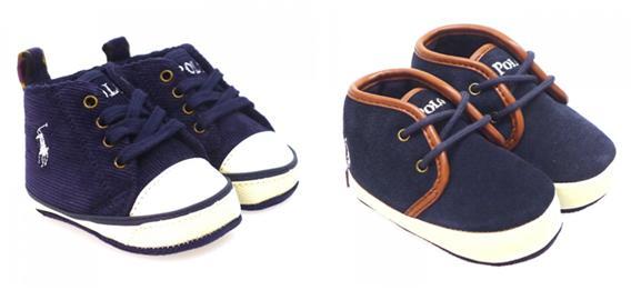 Zapatos bebé bota sin suela informales