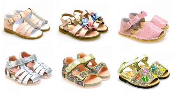 Zapatos bebé sandalias primeros pasos para niña