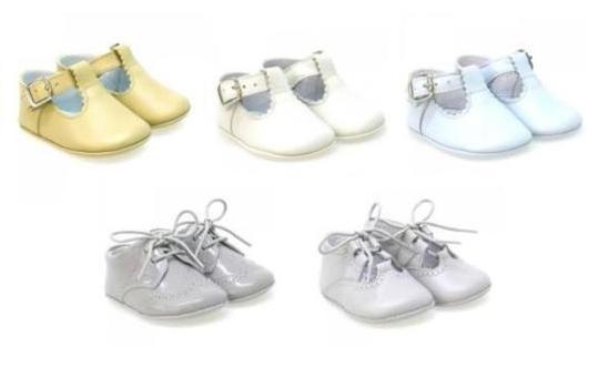 Zapatos bebé más adecuados para cada etapa de desarrollo