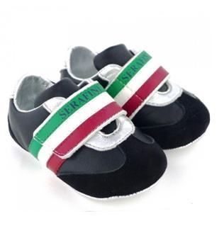 Zapatos bebé tipo sneakers Serafini