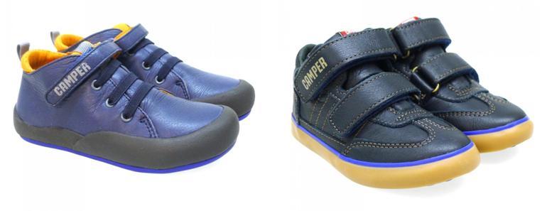 Zapatos de colegio Camper