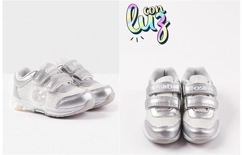 Regalar zapatos con luces
