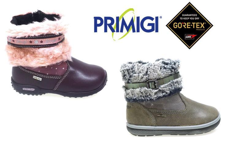 Botas de niña Goretex pelo Primigi