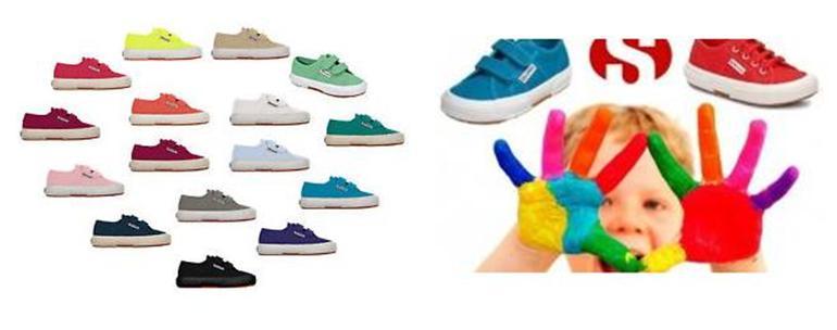 Cuidar los pies de los niños con zapatos buenos