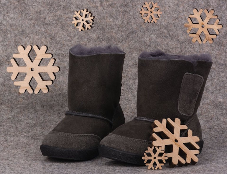 Calzado cómodo para niños botas Falcotto