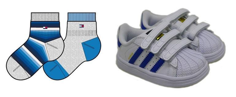 Calcetines para niño algodon Tommy Hilfiger