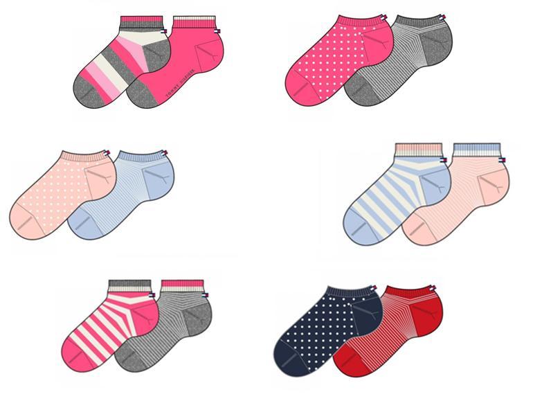 Calcetines para niño cortos Tommy Hilfiger