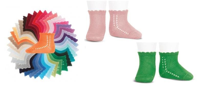 Calcetines para niño perle condor