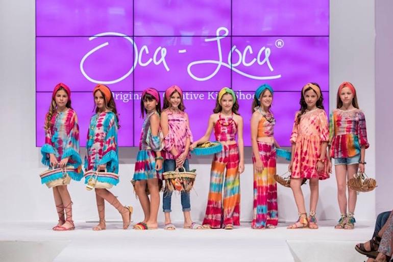 Sandalias de niña online 2017 Oca Loca