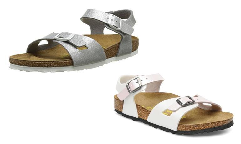 Sandalias de niña online Birkenstock