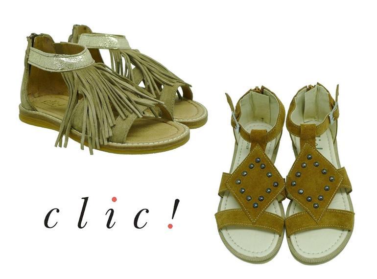 Sandalias de niña online Clic