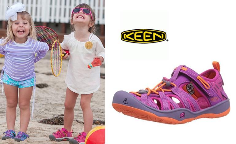 Sandalias de niña online Keen