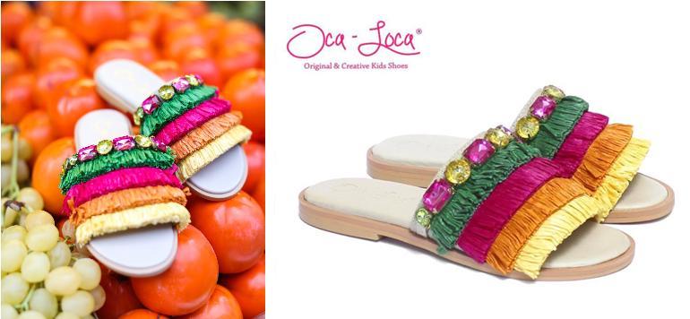 Sandalias de niña online Oca Loca