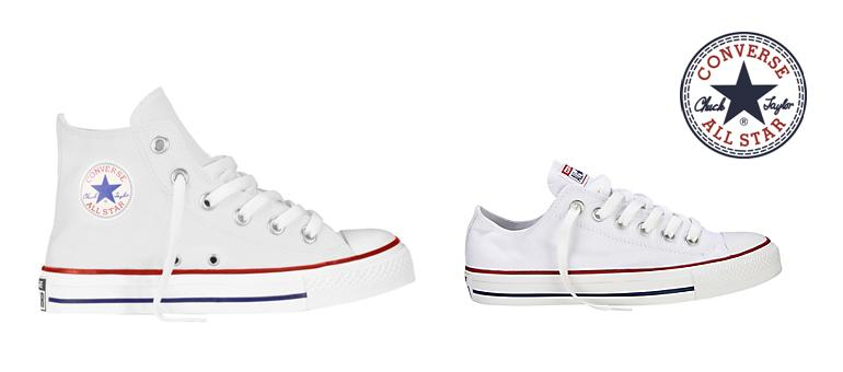 Converse All Star Chuck Taylor blanco