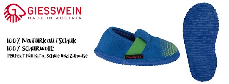 Zapatos infantiles baratos zapatillas Giesswein