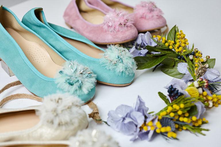 Zapato usados ceremonia