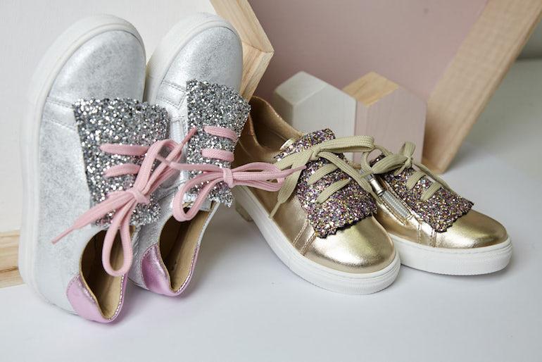 Zapatos usados Clarys