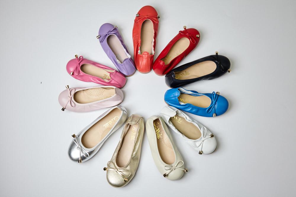 Buenos zapatos Clarys niña