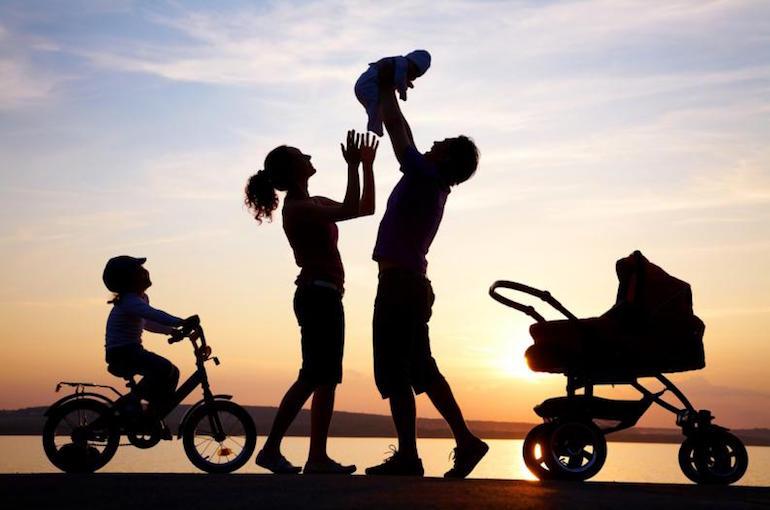 Vacaciones con los niños
