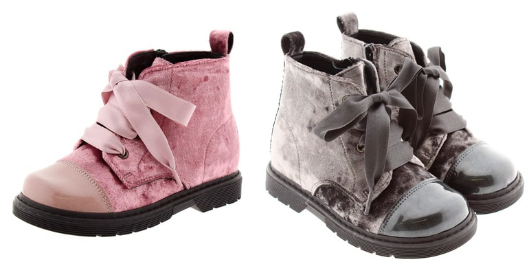 Tendencias en calzado infantil botas Clarys