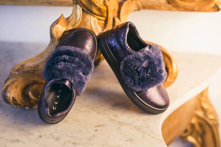 Tendencias en calzado infantil sneakers pelo