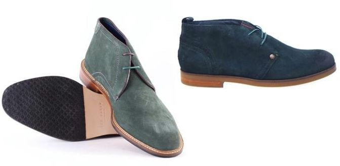chukka boots de hombre