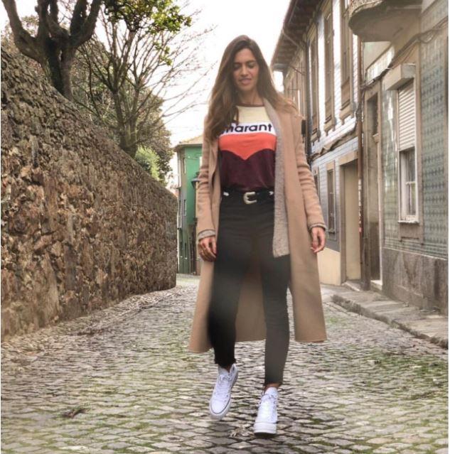 Converse Sara Carbonero