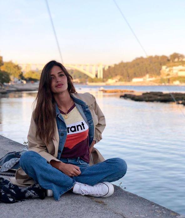 Converse botas Sara Carbonero