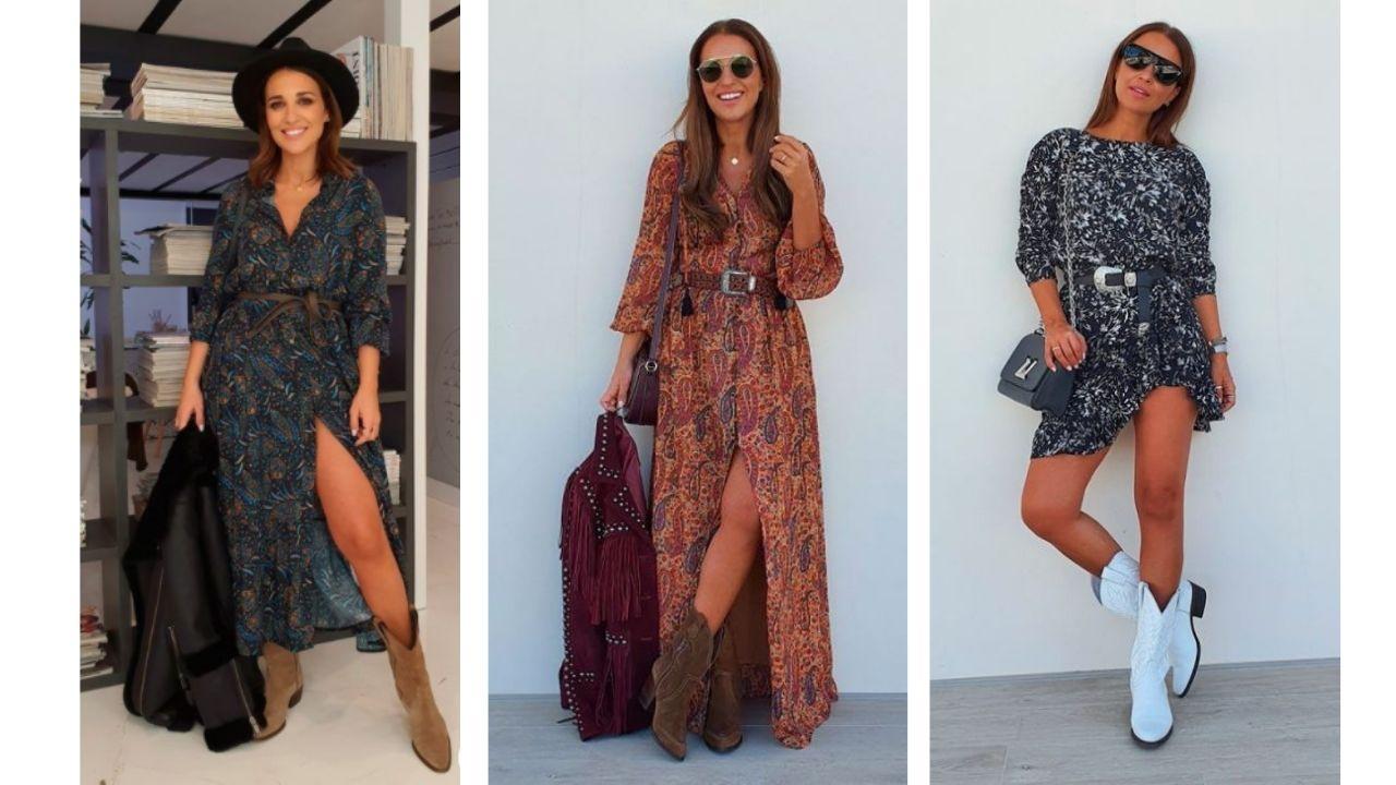 Botas cowboy | Consigue un look 10 con las botas de moda