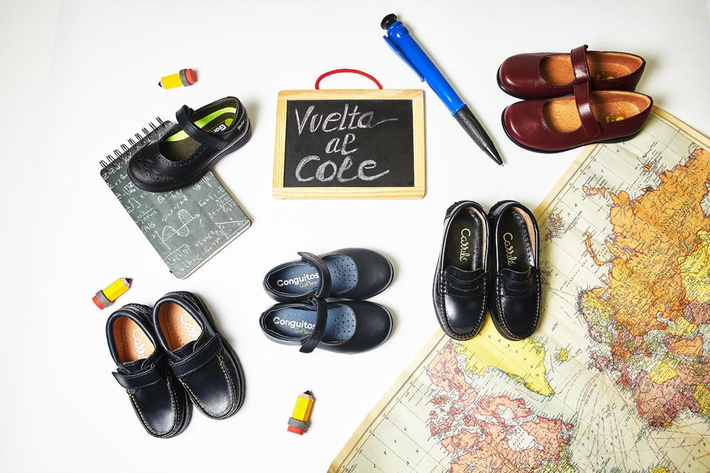 ¿Cuál es el mejor calzado escolar para niños y adolescentes?