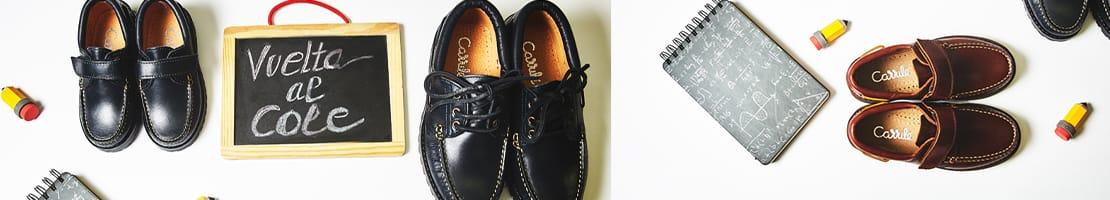 Zapatos Colegiales niño