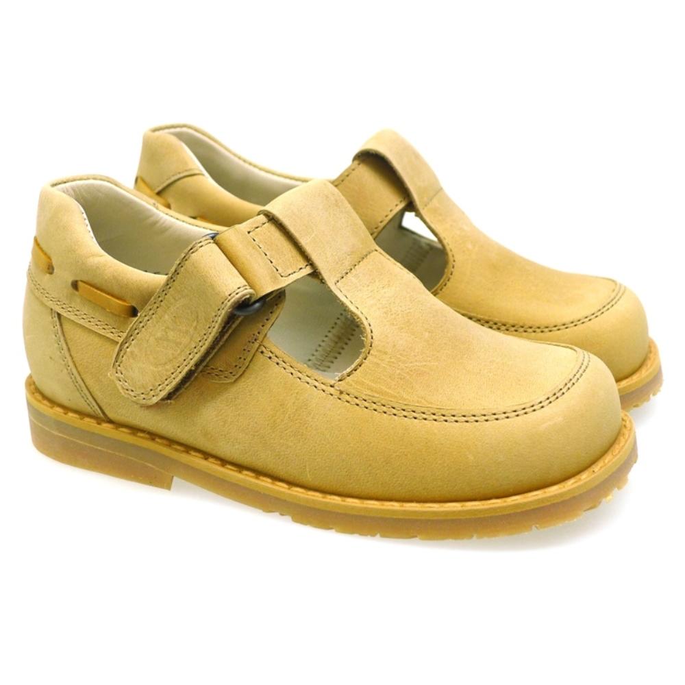 Zapato sandalia ortopédico Mendivil 10521 Cuero