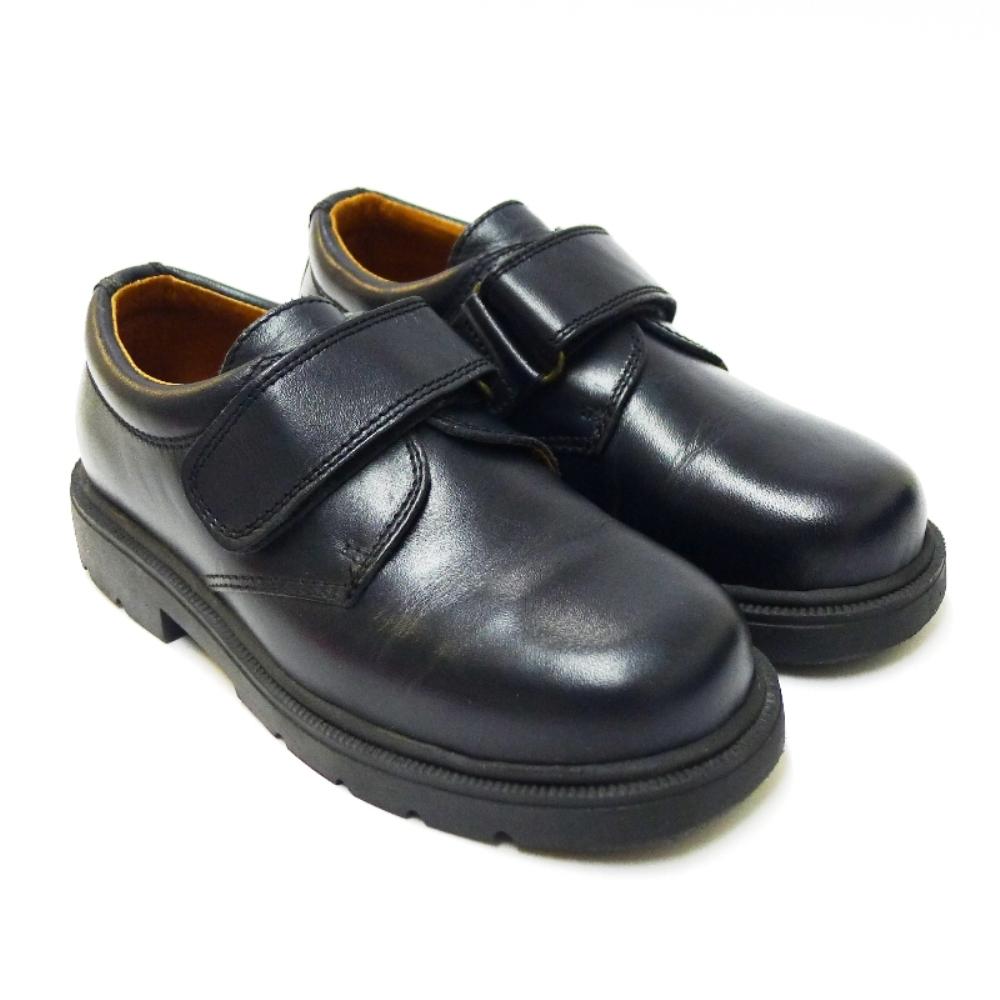 Zapato de niño para uniforme azul marino Carrile 510