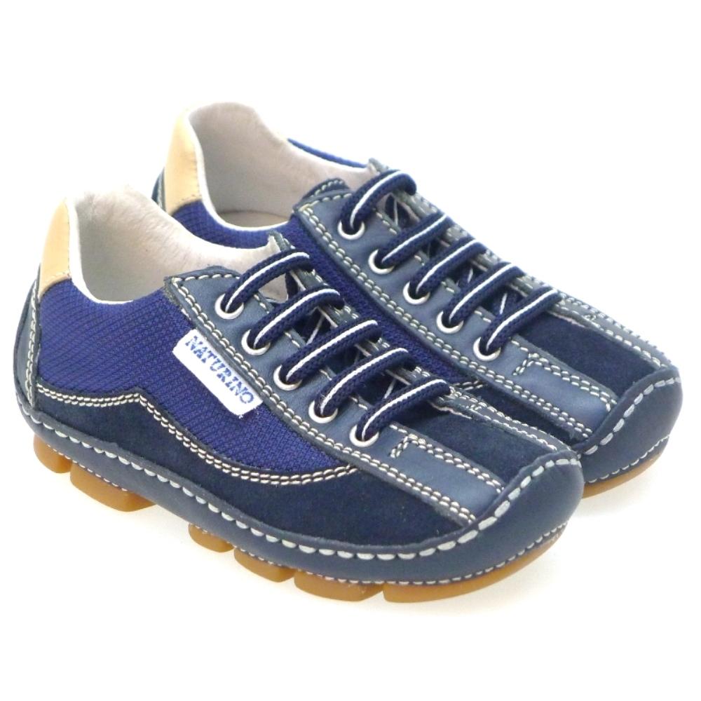 Zapato Deportivo Cordon Naturino Speedy
