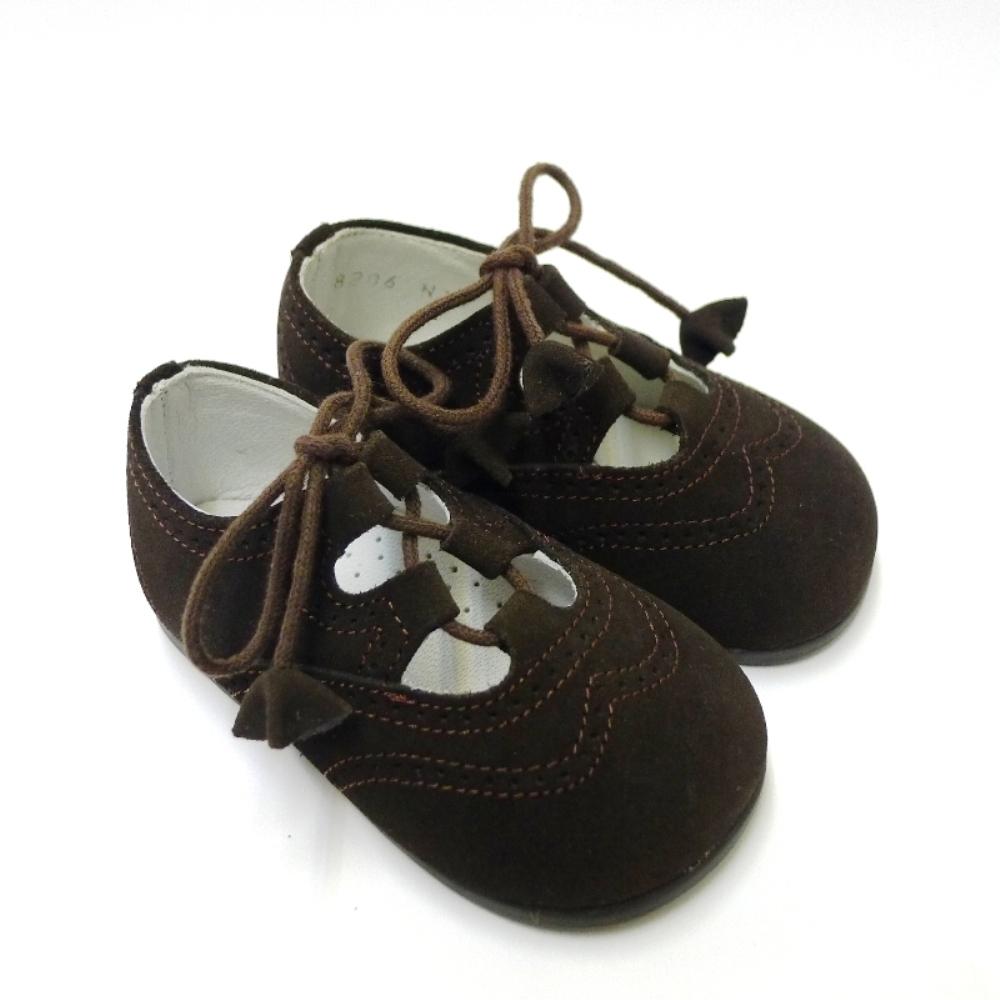 Zapato ingles ante primeros pasos Carrile