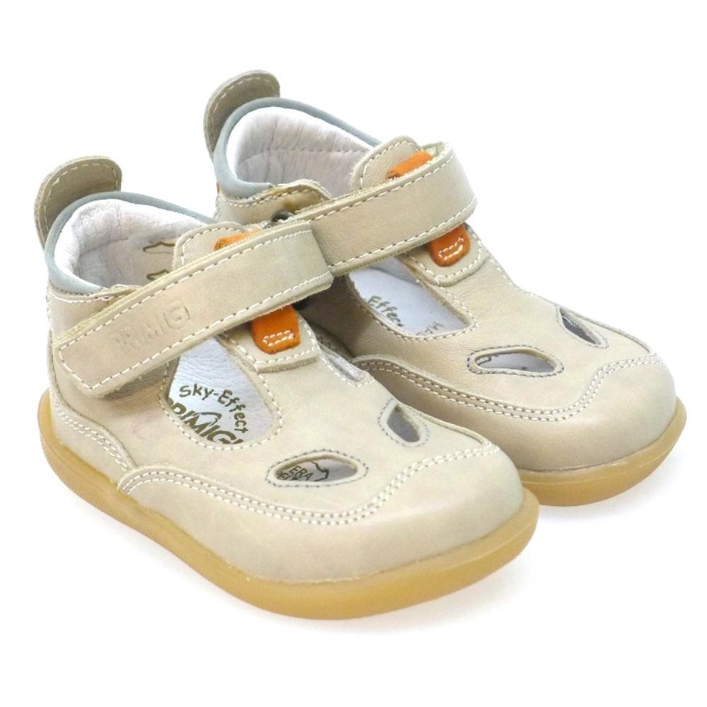 Zapato Sandalia Con Velcro Primigi Kris