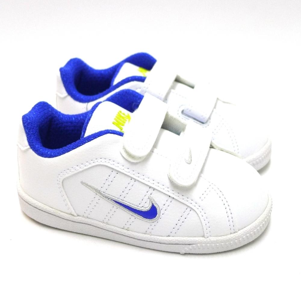 Zapatillas deporte niños piel Nike Court Tradition