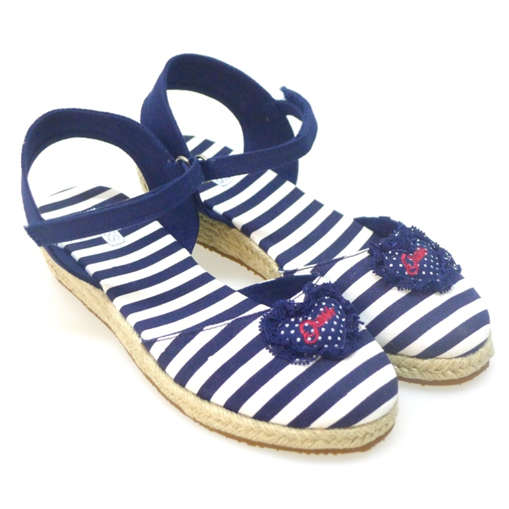 Cañamo Para Niña Marinera Guess Brandy Wedge