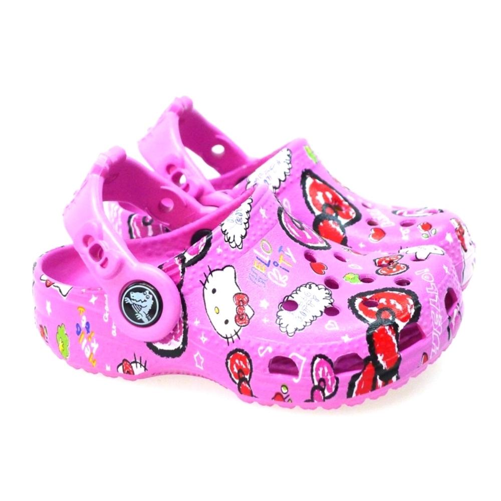 Zueco Piscina Crocs 15780 Hello Kitty