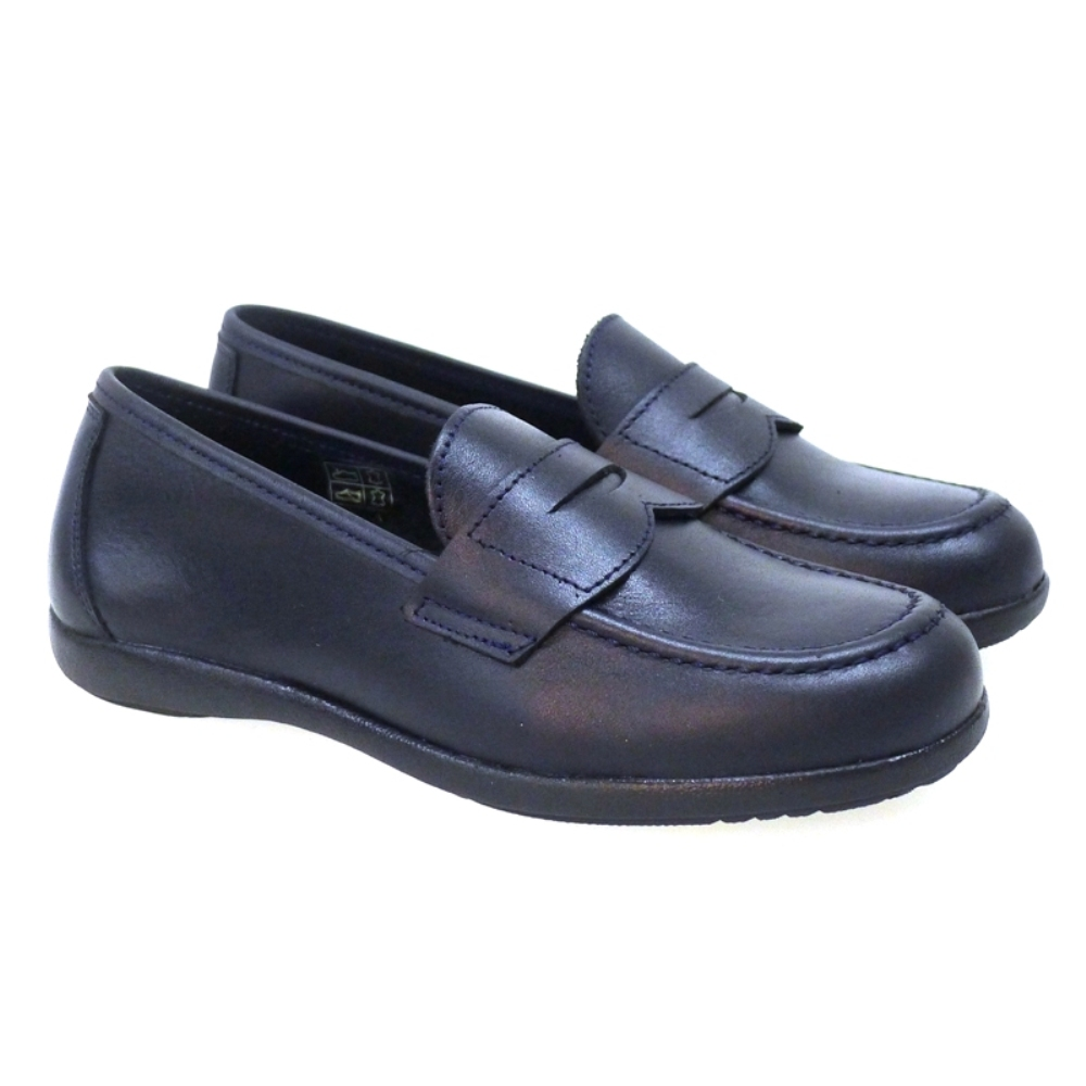 Mocasin Antifaz Colegio Conguitos 23604 Azul