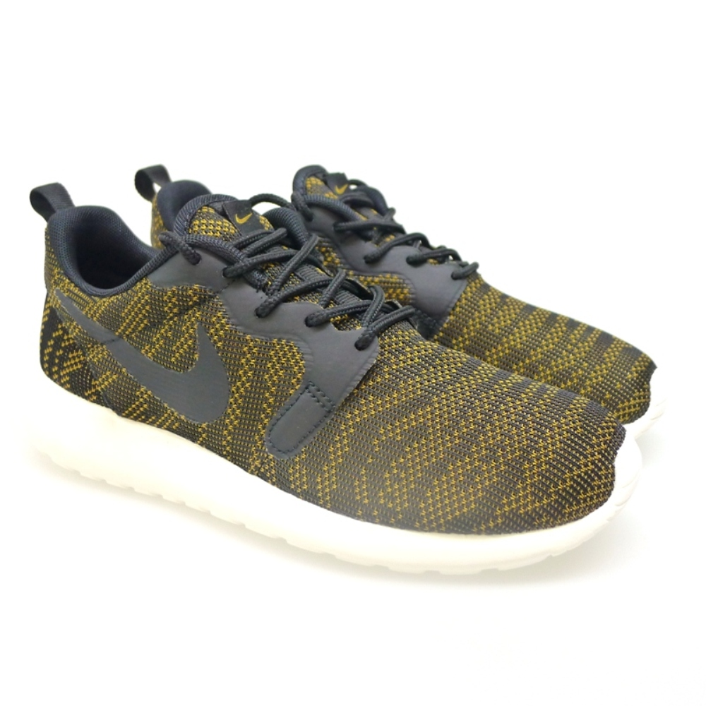Sneakers Cordon Mujer Wmns Roshe One 705217 Bronce
