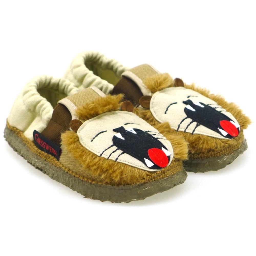 Zapatillas casa con elástico Giesswein Aitrach Camel