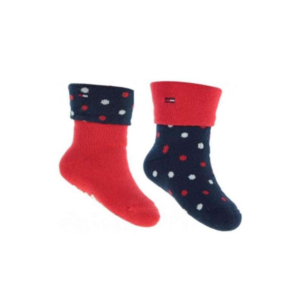 Calcetines cortos bebé Tommy Hilfiger 465002001 563 Azul